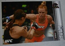 Holly Holm UFC 2015 Topps Champions Card #149 193 Knockout vs Ronda Rousey 184