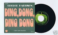 45 RPM SP GEORGE HARRISON DING DONG