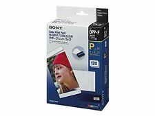 SONY DPP-F series only color print pack SVMF120P Japan With tracking