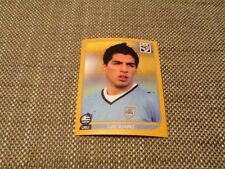 #84 Luis Suarez Uruguay Panini World Cup 2010 SWISS GOLD EDITION sticker Ajax