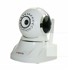 H.264 720P Apexis  HD 720P IP Camera Night Vision IR-Cut Free DDNS Remote view