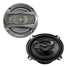 "Pioneer TS-575M 5.25"" 300W max power (50W nominal) 3-Way Speaker Pair - Ref"
