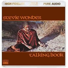 Stevie WONDER-Talking Book (Blu-Ray Audio) BLU-RAY NUOVO
