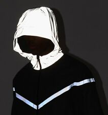 RU Wool Nike Reflective Jacket Winter Ready 3M SIZE S