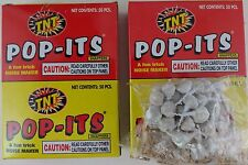 PARTY POP-ITS Snaps Snappers  Birthdays Celebrations Loot Bags 2 PK (50 Ct/Pk)