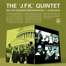 The J.F.K. Quintet: New Jazz Frontiers From Washington + Young Ideas