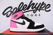 NIKE AIR JORDAN 1 RETRO HIGH OG GG HYPER PINK VALENTINES DAY 881426 009 SZ 9.5 Y