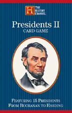 Presidents II Card Game Playing Cards New