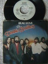 """THE DOOBIE BROTHERS """"REAL LOVE"""" / """"THANK YOU LOVE"""" PICTURE SLEEVE 7"""" 45"""