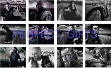SONS OF ANARCHY SET OF 12 SIGNED 10X8 PP PHOTO charlie jax