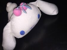 "Rare Htf Sanrio Original 2007 Vintage Cinnamoroll Cherry Plush 7"" Doll No Tag"
