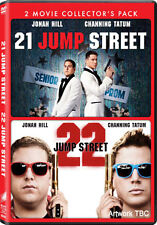 21 JUMP STREET / 22 JUMP STREET - DOUBLE PACK - DVD - REGION 2 UK