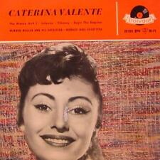 "Caterina Valente(7"" Vinyl P/S 1st Issue 2nd State)Caterina Valente-Polydor-VG/Ex"