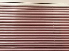 JCP Pastel Pink Cellular Shade Blind 48W x 64L TopDown/BottomUp Light Filtering