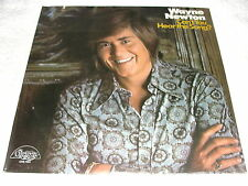 "Wayne Newton ""Can't You Hear The Song?"" 1972 Country LP, SEALED!, Orig Chelsea"