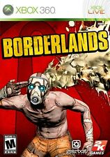 Borderlands - Xbox 360 Game