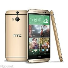 "5.0"" HTC One M9 Refurbished 20.0MP 3G 4G LTE WCDMA GPS WIFI Octa Core Android 5"