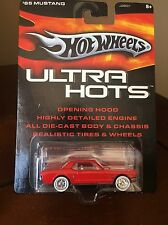 2006 Hot Wheels Ultra Hots '65 Mustang Red