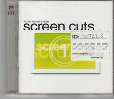 (FX447) Screen Cuts, 2CD  - 2002 CD
