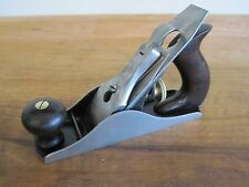 Antique Vintage Stanley No. 2 Type 4 (1874-1884) Pre-Lateral Woodworking Plane