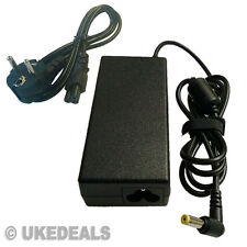 65W MAINS CHARGER FOR ACER ASPIRE 5315 5735Z 5738Z 5715Z EU CHARGEURS