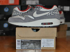 WMNS Nike Air Max 1 Leopard [319986-099 patta parra clot atmos hyperfuse animal]