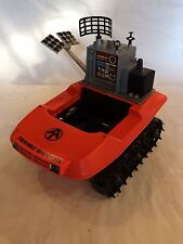 Vintage 1974 GI Joe Adventure Team - Trouble Shooter ATV - Talk Box & Comic Book