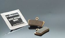 Shimano Saint M810 4 Piston (2009)  disc brake pads  made by Fibrax UK ash994s