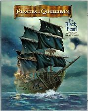 Pirates of Caribbean -  Black Pearl  Pop-Up Pirate Ship  - NEW - MINT  in wrap