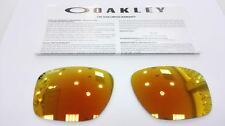 LENTES OAKLEY SLIVER 9262 27 FIRE IRIDIUM VR/46 ROSSI REPLACEMENT LENSES LENTI