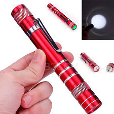 Mini 1200LM High Power Torch Cree Q5 LED Tactical Flashlight Torch AA Lamp Light