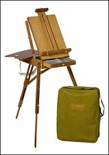 Jullian Full Sketchbox Art Artist Easel | Plein Air Painting with Carrying Case!