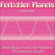 Forbidden Planets, Vol. 2 by Various (CD-2011, 2 Discs, Chrome Dreams) LIKE NEW