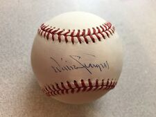 Willie Stargell Autographed Official League Ball COA HOF Pirates