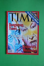 TIME rivista magazine N.40 OCTOBER 4 1993 RUSSIA'S YELTSIN DESPERATE MEASURES