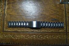 QUALITY STAINLESS STEEL WATCH BRACLET 18MM + FREE SPRING BARS (lot2)