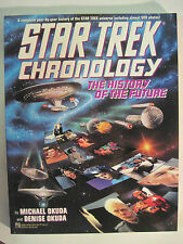 Star Trek Chronology: The History of the Future-ExLibrary