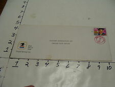vintage First Day Cover---customer appreciation day ELVIS STAMP 1983