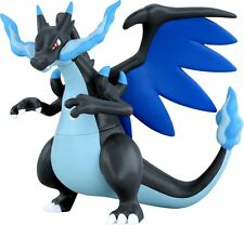 Takara Tomy Pokemon Mega Evolution Soft Figure Mega Charizard X