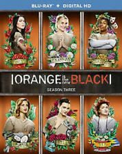 ORANGE IS THE NEW BLACK - SEASON 3 - BLU-RAY ONLY - LIKE NEW - WATCHED ONCE!