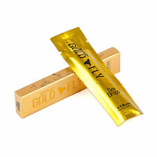 SPANISH GOLD FLY SEX DROPS Aphrodisiac Liquid Female Libido Enhancer - 1 BOX