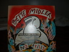 BETTE MIDLER  NO FRILLS 1983 PROMO ALBUM