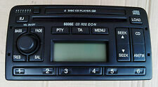 Ford 6006E CD Radio 6 fach Wechsler Cougar Focus Mondeo  DEFEKT!!!