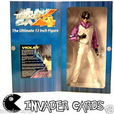 Tekken 4 Violet Lee Ultimate 12 Inch Figure Epoch New Boxed Rare Collectible