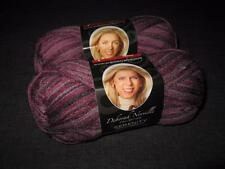 Deborah Norville Collection Serenity Sock Yarn 2 Skeins Violas 125-02