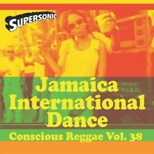 SUPERSONIC JAMAICA INTERNATIONAL DANCE  REGGAE & LOVERS ROCK MIX CD