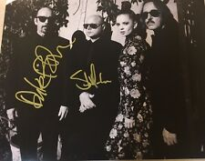 Garbage STEVE MARKER/DUKE ERICKSON Dual  Signed 11x14 Photo