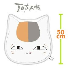 Natsume Yuujinchou Book of Friends Nyanko Sensei Mega Marshmallow Cushion Pillow