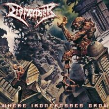 DISMEMBER-WHERE IRONCROSSES GROW-CD-swedish-death-grave-gorement-revel in flesh