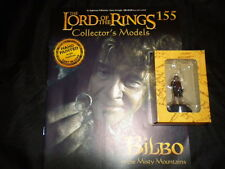 Lord of the Rings Figures - Issue 155 Bilbo in the Misty Mountains - eaglemoss